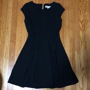 Michael Kors Pointe Fit & Flare Dress